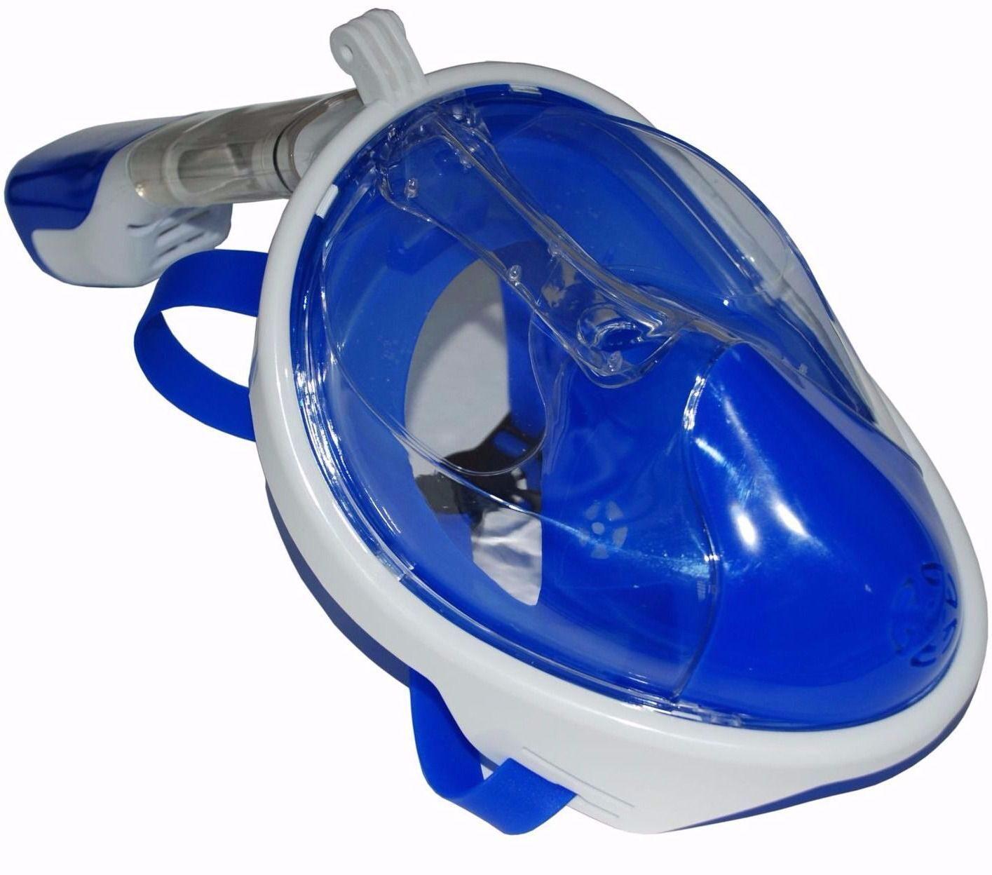 Полнолицевая маска для плавания отзывы